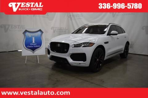 2018 Jaguar F-PACE for sale at VESTAL BUICK GMC in Kernersville NC