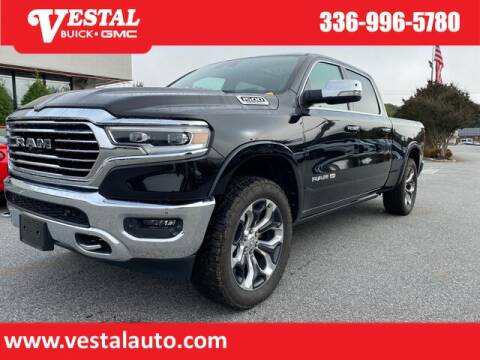2019 RAM Ram Pickup 1500 for sale at VESTAL BUICK GMC in Kernersville NC
