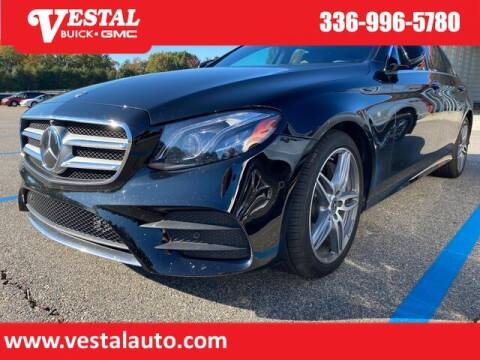 2018 Mercedes-Benz E-Class for sale at VESTAL BUICK GMC in Kernersville NC
