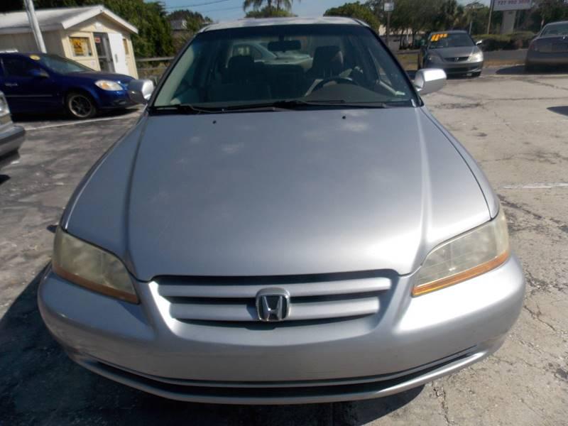 2001 Honda Accord LX 4dr Sedan - Tarpon Springs FL