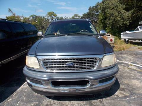 1998 Ford Expedition for sale in Tarpon Springs, FL
