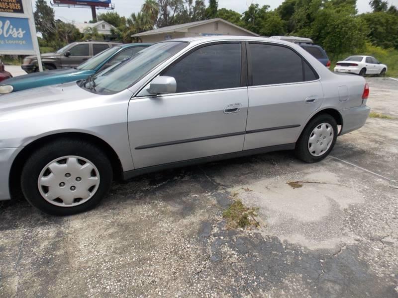 1998 Honda Accord LX 4dr Sedan   Tarpon Springs FL