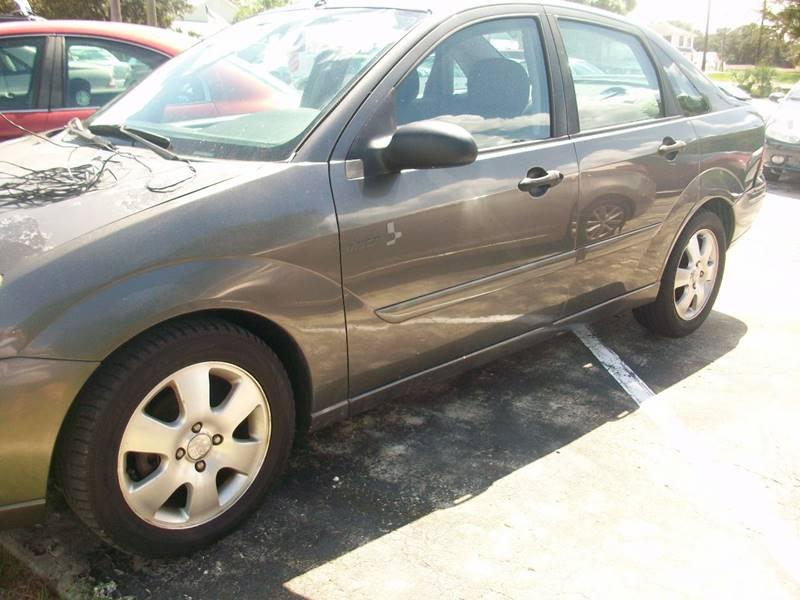 2002 Ford Focus ZTS 4dr Sedan - Tarpon Springs FL