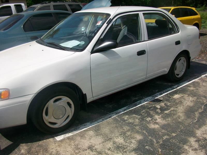 2000 Toyota Corolla VE 4dr Sedan - Tarpon Springs FL