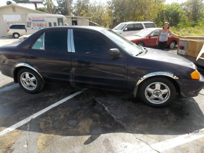 2000 Mazda Protege ES 4dr Sedan - Tarpon Springs FL