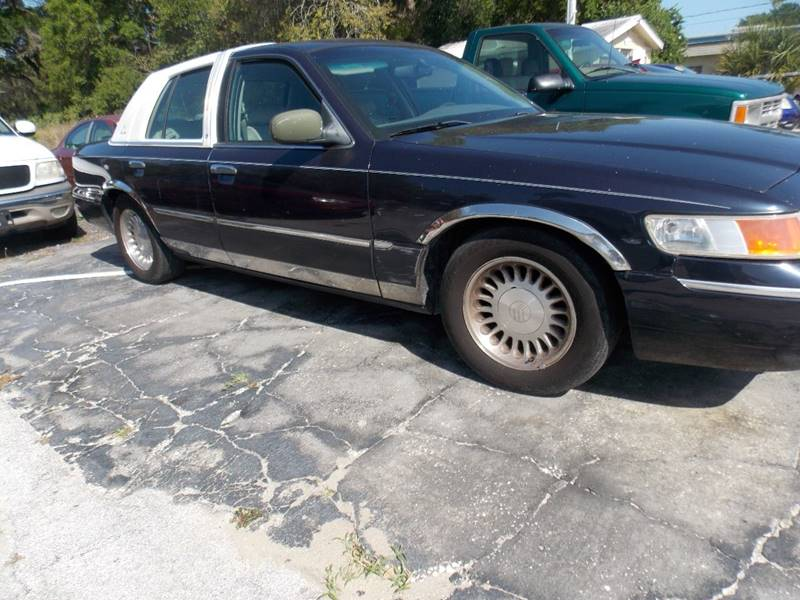 2001 Mercury Grand Marquis LS Premium 4dr Sedan - Tarpon Springs FL