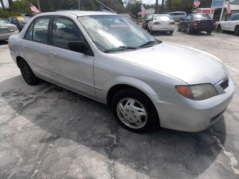 2001 Mazda Protege DX 4dr Sedan - Tarpon Springs FL