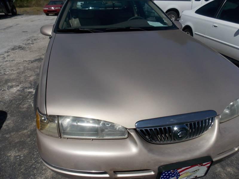 1997 Mercury Cougar XR7 2dr Coupe - Tarpon Springs FL