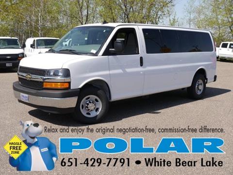 2017 Chevrolet Express Passenger for sale in White Bear Lake, MN