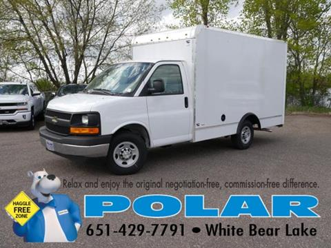 2017 Chevrolet Express Cutaway for sale in White Bear Lake, MN