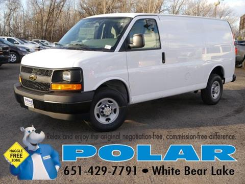 2017 Chevrolet Express Cargo for sale in White Bear Lake, MN