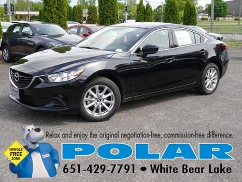 2017 Mazda MAZDA6 for sale in White Bear Lake, MN