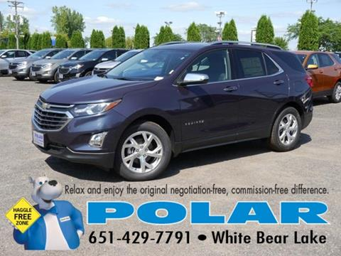 2018 Chevrolet Equinox for sale in White Bear Lake, MN