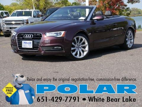2014 Audi A5 for sale in White Bear Lake, MN