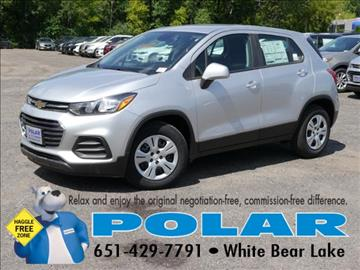 2017 Chevrolet Trax for sale in White Bear Lake, MN