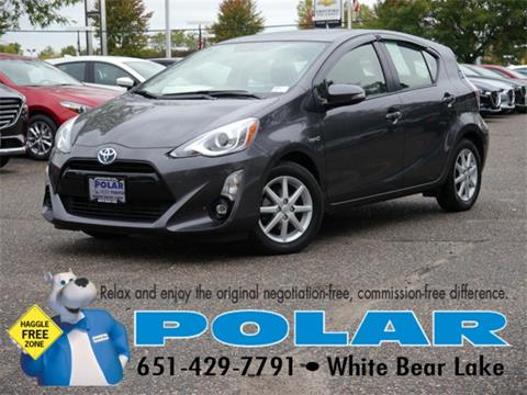 2016 Toyota Prius c for sale in White Bear Lake, MN