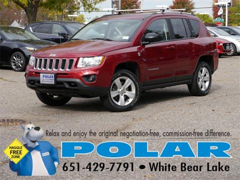 2013 Jeep Compass for sale in White Bear Lake, MN