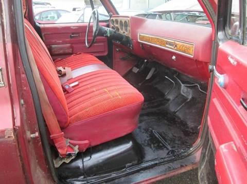 1977 GMC MOVIE TRUCK