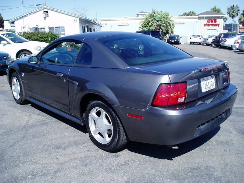 2004 Ford Mustang 2dr Fastback - Imperial Beach CA