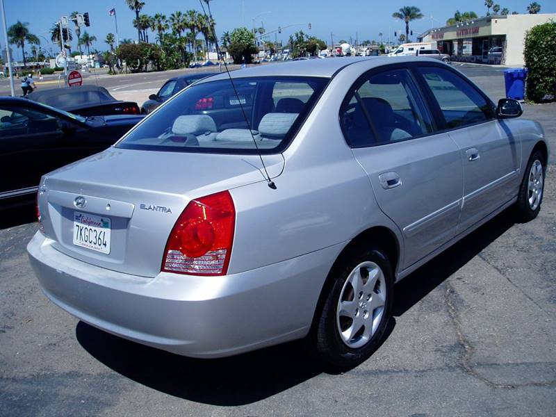 2005 Hyundai Elantra GLS 4dr Sedan - Imperial Beach CA