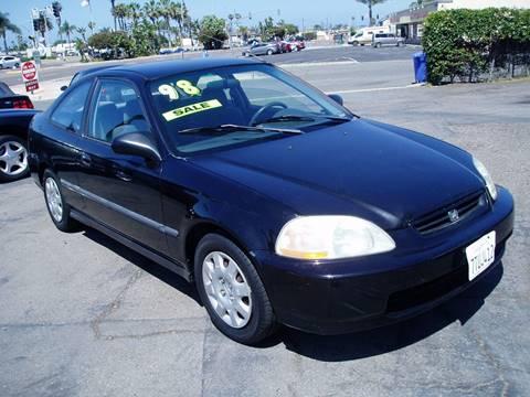 1998 Honda Civic for sale in Imperial Beach, CA