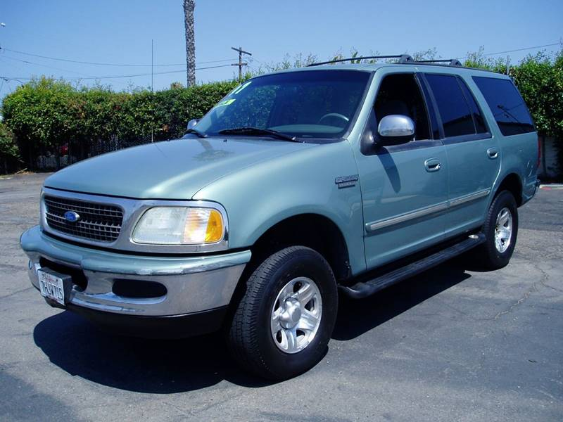 1997 Ford Expedition 4dr XLT 4WD SUV - Imperial Beach CA