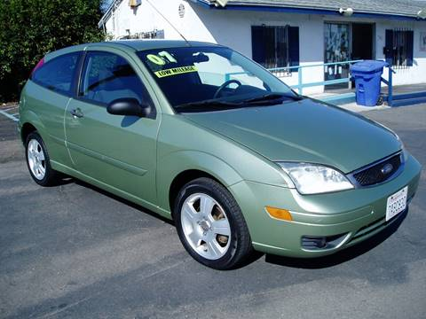 2007 Ford Focus for sale in Imperial Beach, CA