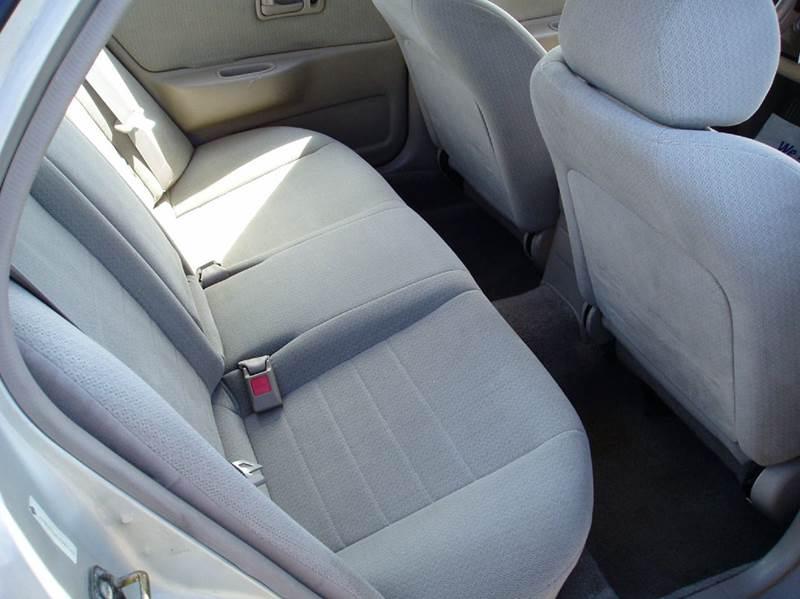 1997 Nissan Altima GXE 4dr Sedan - Imperial Beach CA