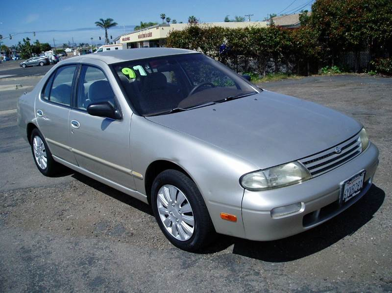 1997 Nissan Altima Gxe 4dr Sedan In Imperial Beach Ca