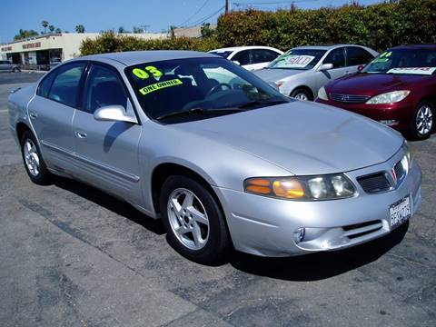 2003 Pontiac Bonneville for sale in Imperial Beach, CA