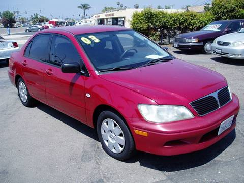 2003 Mitsubishi Lancer for sale in Imperial Beach, CA