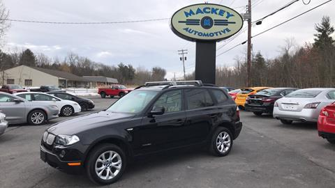 2010 BMW X3 for sale in Round Lake, NY