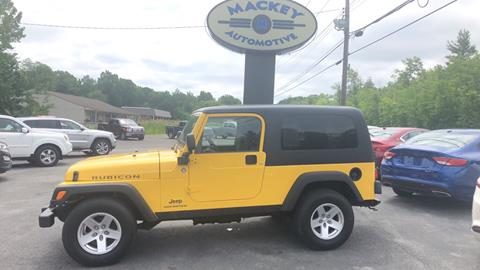 2006 Jeep Wrangler for sale in Round Lake, NY