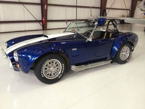1965 Factory Five Cobra  for sale at Miers Motorsports in Hampstead NH