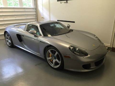2005 Porsche Carrera GT for sale at Miers Motorsports in Hampstead NH
