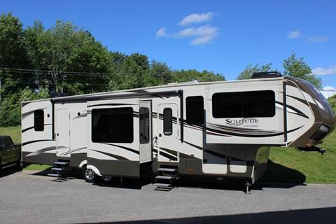 2014 Grand Design Solitude  for sale at Miers Motorsports in Hampstead NH