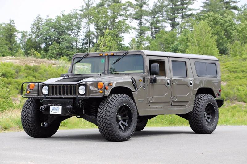 1999 AM General Hummer for sale at Miers Motorsports in Hampstead NH