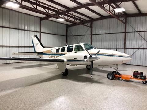 1994 Beechcraft Baron 58 for sale at Miers Motorsports in Hampstead NH