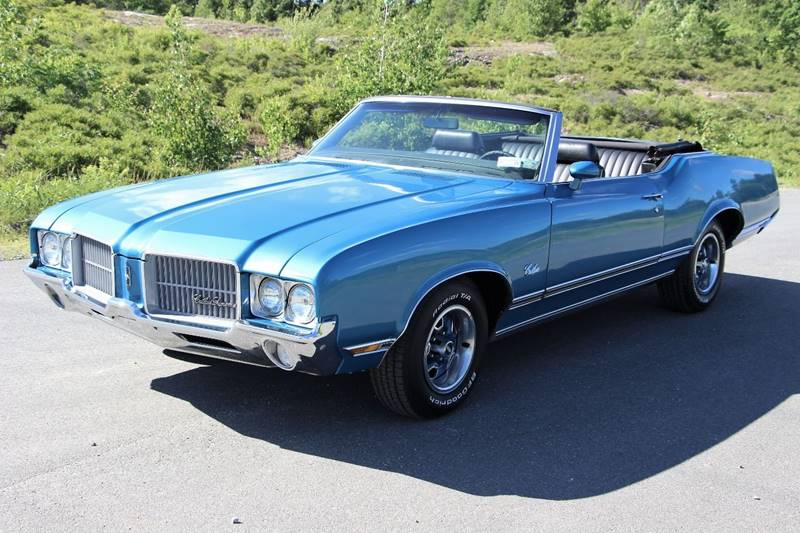 1971 Oldsmobile Cutlass Supreme for sale at Miers Motorsports in Hampstead NH