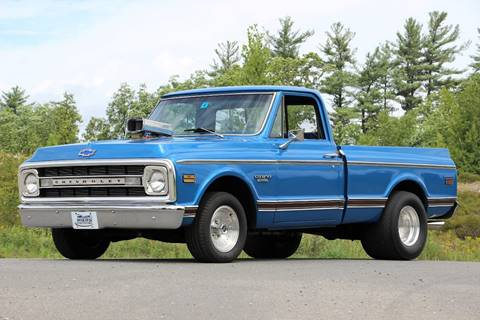 1970 Chevrolet C/K 10 Series for sale at Miers Motorsports in Hampstead NH
