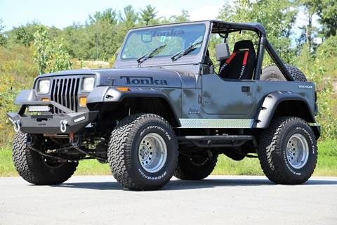 1987 jeep wrangler for sale carsforsale com rh carsforsale com
