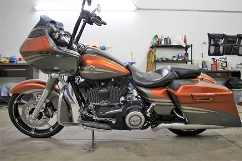 2013 Harley-Davidson CVO Road Glide for sale in Hampstead, NH
