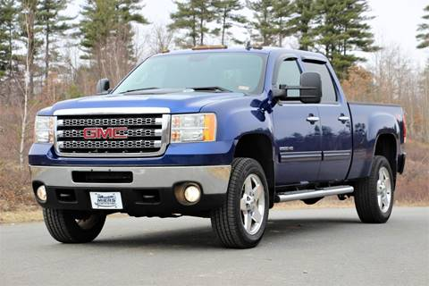 2013 GMC Sierra 2500HD for sale in Hampstead, NH