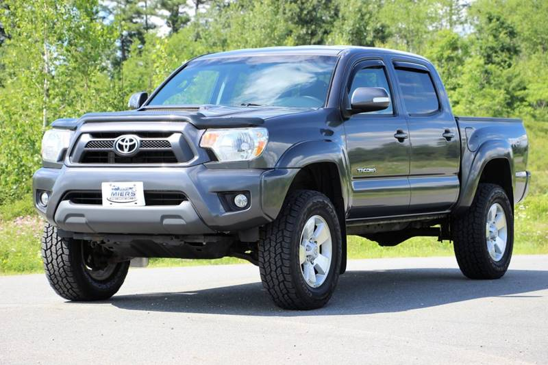 2015 Toyota Tacoma 4x4 V6 4dr Double Cab 5 0 ft SB 5A In