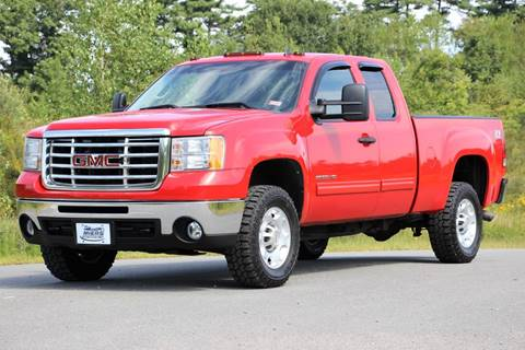 2010 GMC Sierra 2500HD for sale in Hampstead, NH