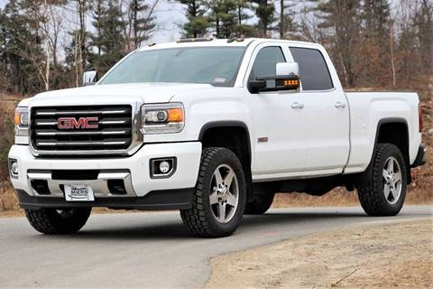 2015 GMC Sierra 2500HD for sale in Hampstead, NH