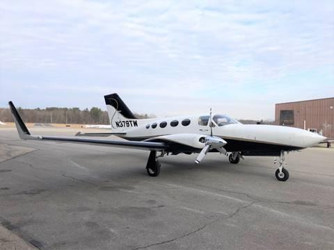 1981 Cessna 414A