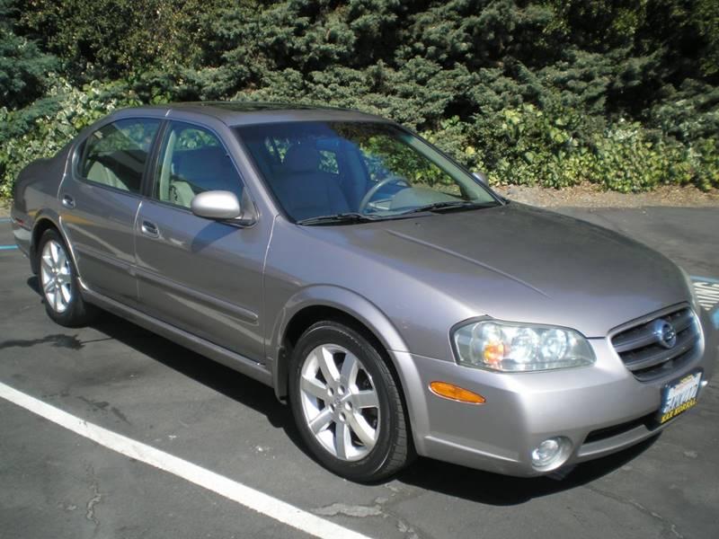 2003 Nissan Maxima For Sale At Kar Korral Motors In Napa CA
