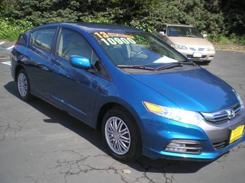 2013 Honda Insight for sale in Napa, CA