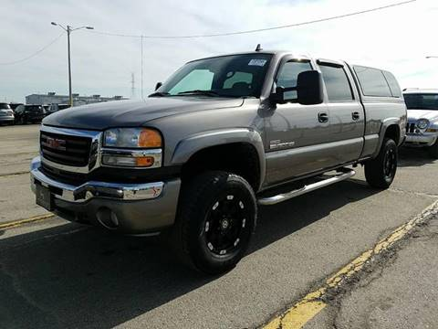 2007 GMC Sierra 2500HD Classic for sale in Madison, WI